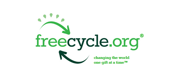 Freecycle is a wonderful organisation
