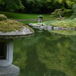 Nitobe Memorial Gardens in Canada