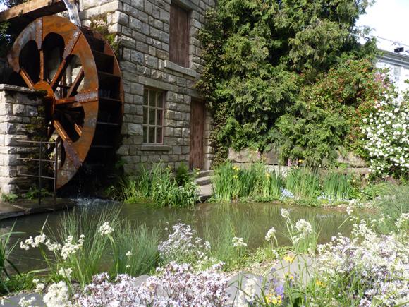Leeds HESCO garden