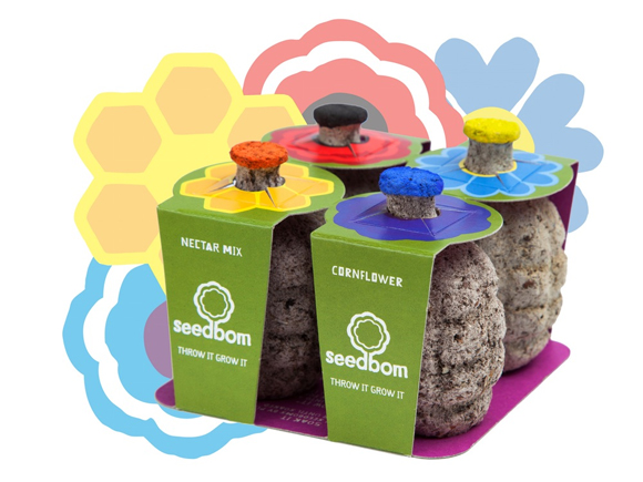 Kabloom seedbombs