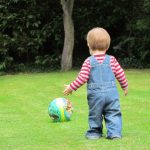 Make your garden safe for your toddler