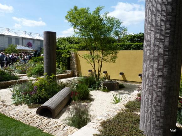 Cleve West's Chelsea winning show garden