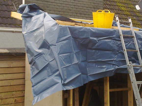 Weather-proofing is important