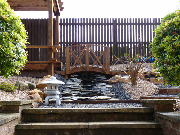 After: a tranquil Japanese garden packed with interest