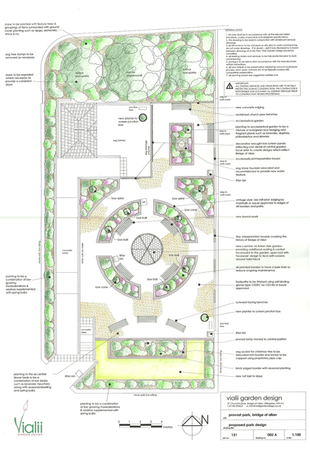 Vialii's design for the new Provost Park