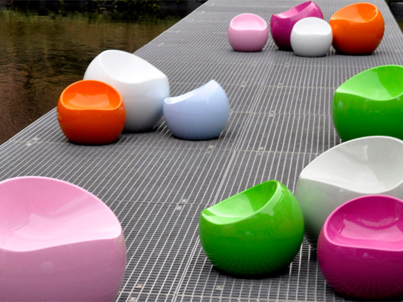 The Boom Ball Chairs. From around £135