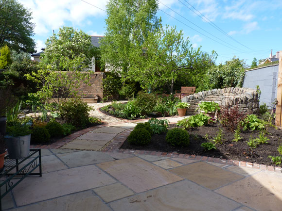 After: garden transformations for the clients and the wildlife to enjoy