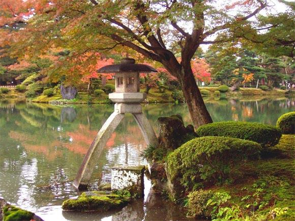 Kenkrouen, one of the most beautiful gardens in Japan
