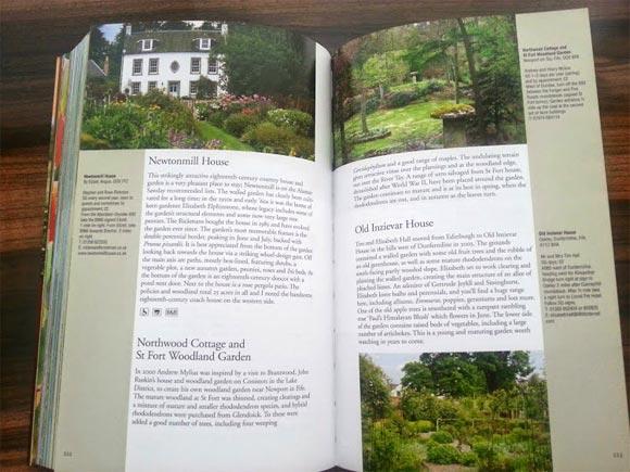 Scotland for Gardeners