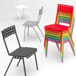 Meccano chairs