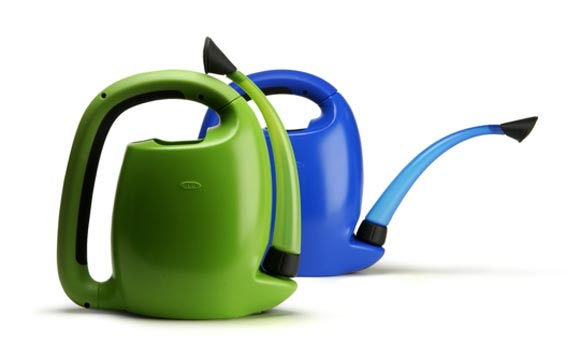 The OXO watering cans