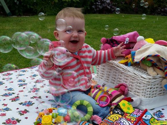 Tilda is planning on lots of outdoor fun in 2016