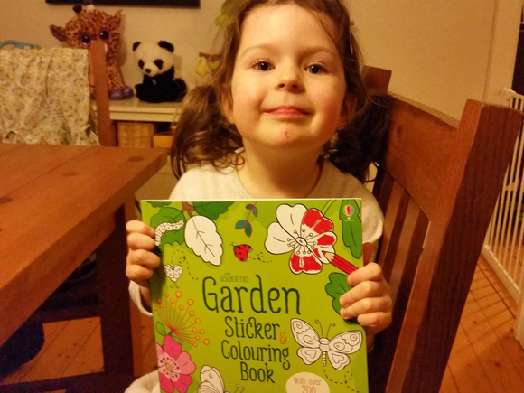 A brand new book from Usborne, but what did I think of it?...