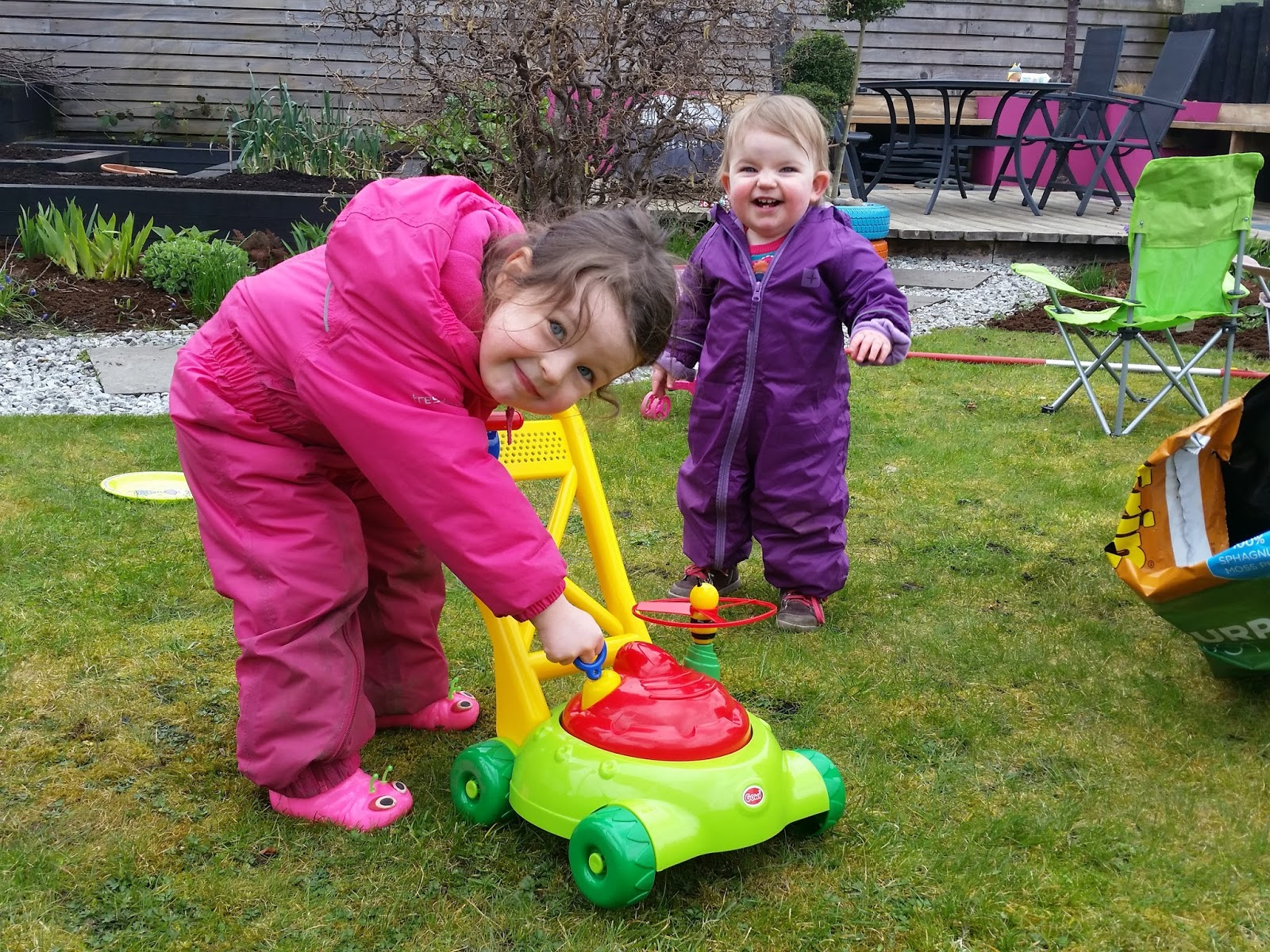 Get outside and have fun this National Gardening Week