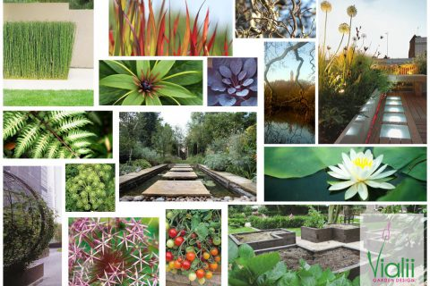 The garden design moodboard