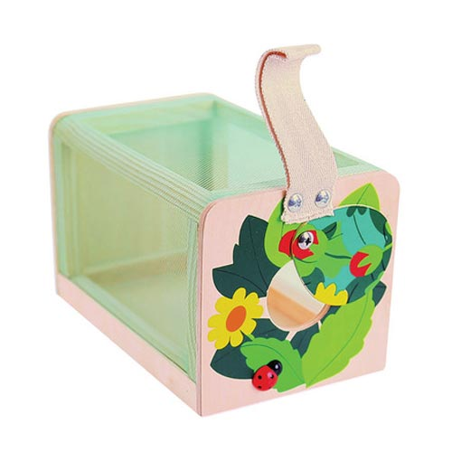 Bug Box, £5.99, perfect for looking closely at those flying creatures