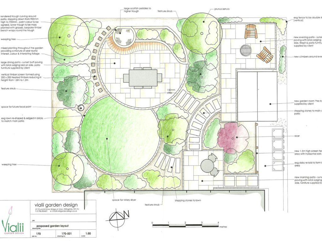 Our design for The Garden Room