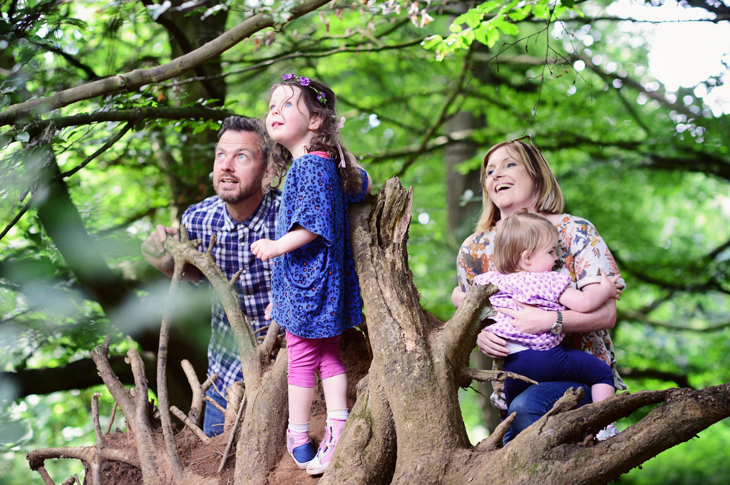 We all loved our trip to Jupiter Artland and exploring the woodland