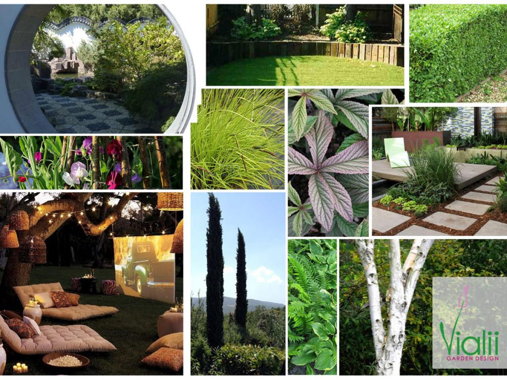 Our moodboard for a Room with a View