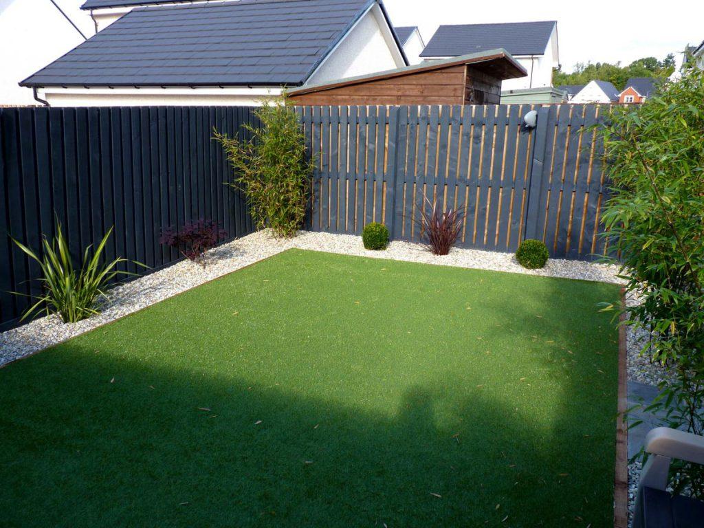 A Contemporary Low Maintenance Garden - Vialii Garden Design