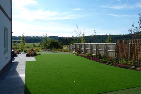 The new pitch and putt golf holes