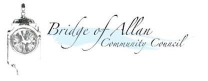 Bridge of Allan Community Council
