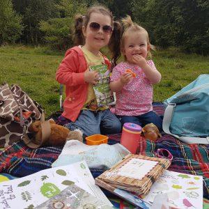 Tilda & I LOVE a picnic