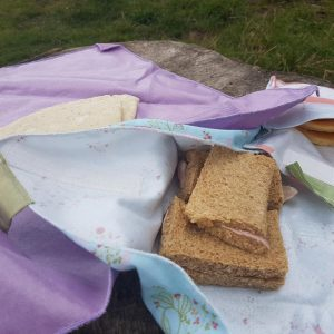 The eco wraps are a must-haves for picnics