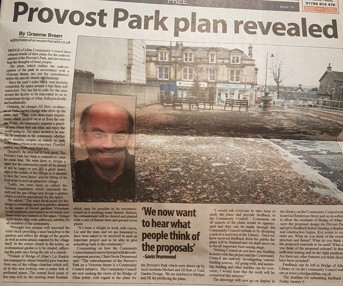 Allanwater Herald Dec 2011