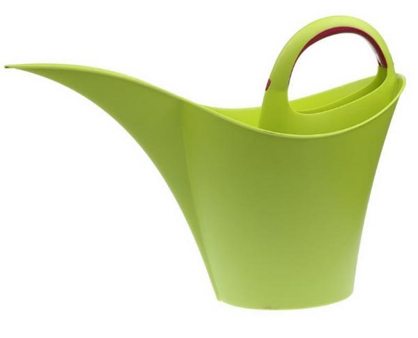 A colourful watering can at an affordable price