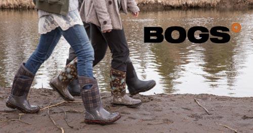 Bogs wellies