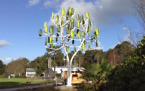 Wind tree