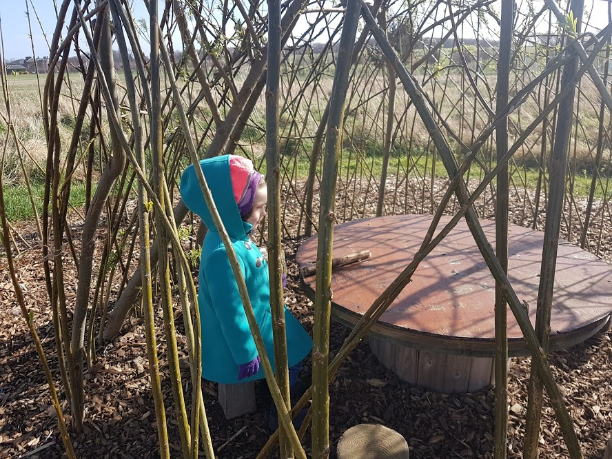 Archerfield Willow Walk & Fairy Garden