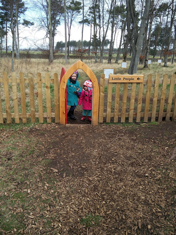 Fairy door for little people
