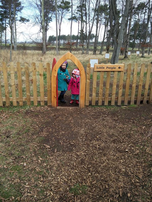Fairy door for little people