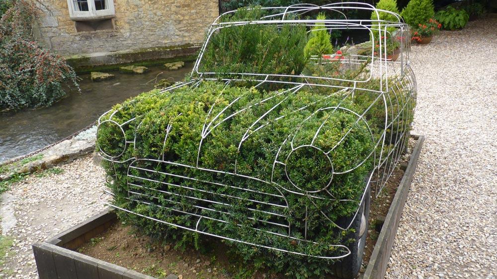 Topiary mini