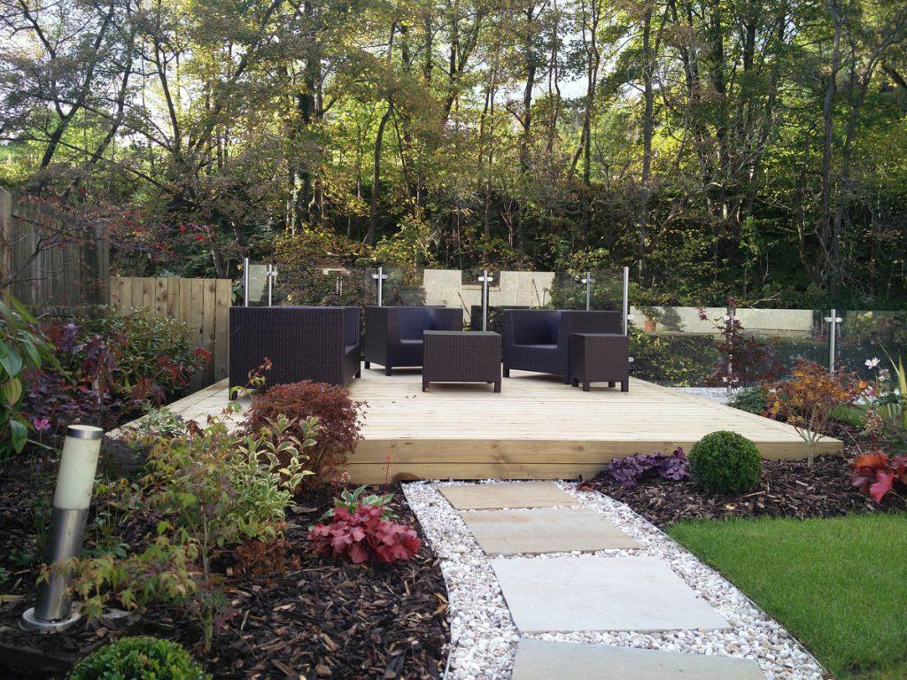 A Relaxing Riverside Retreat - Vialii Garden Design