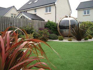 A garden designed by Vialii