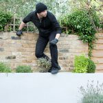 Burgle proof your garden
