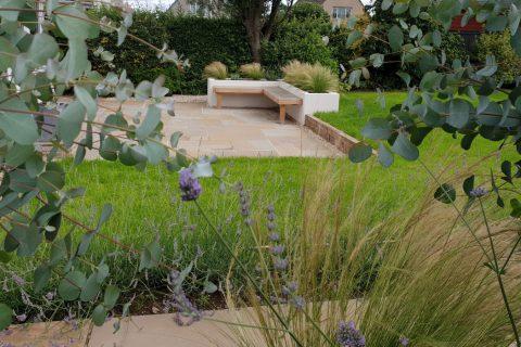 A lavender retreat