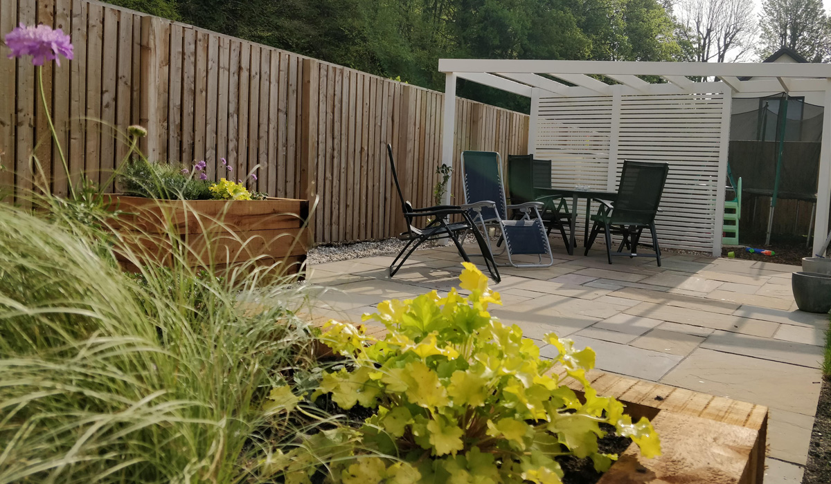 An accessible garden for all the family