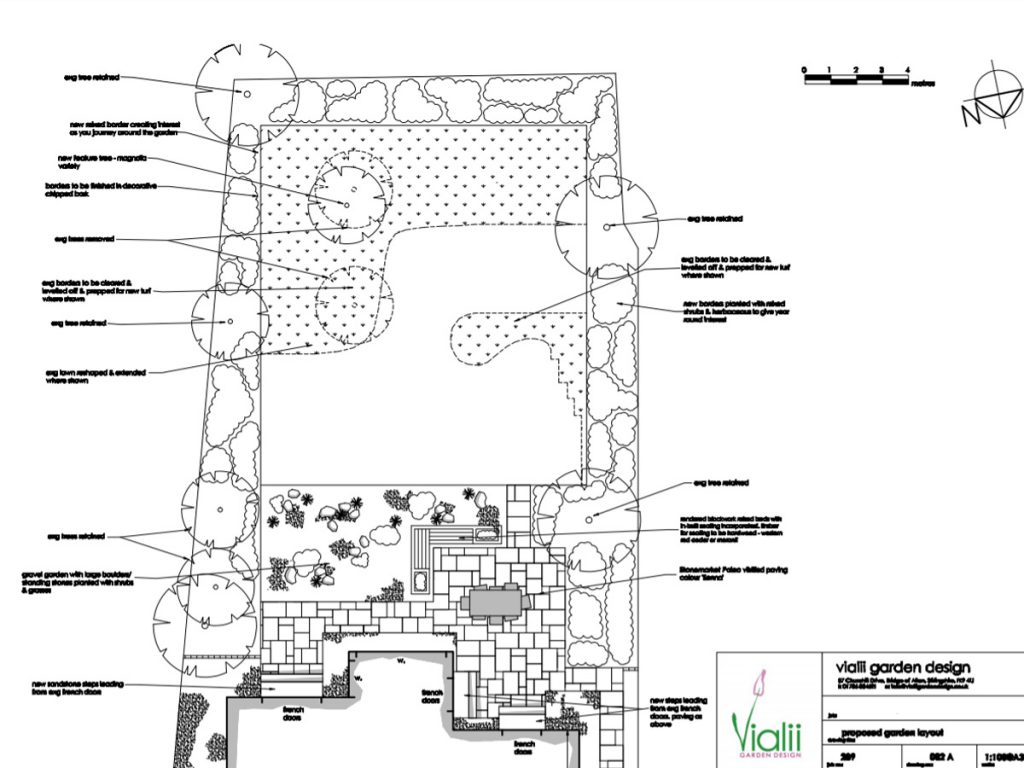 Our design for a tranquil retreat