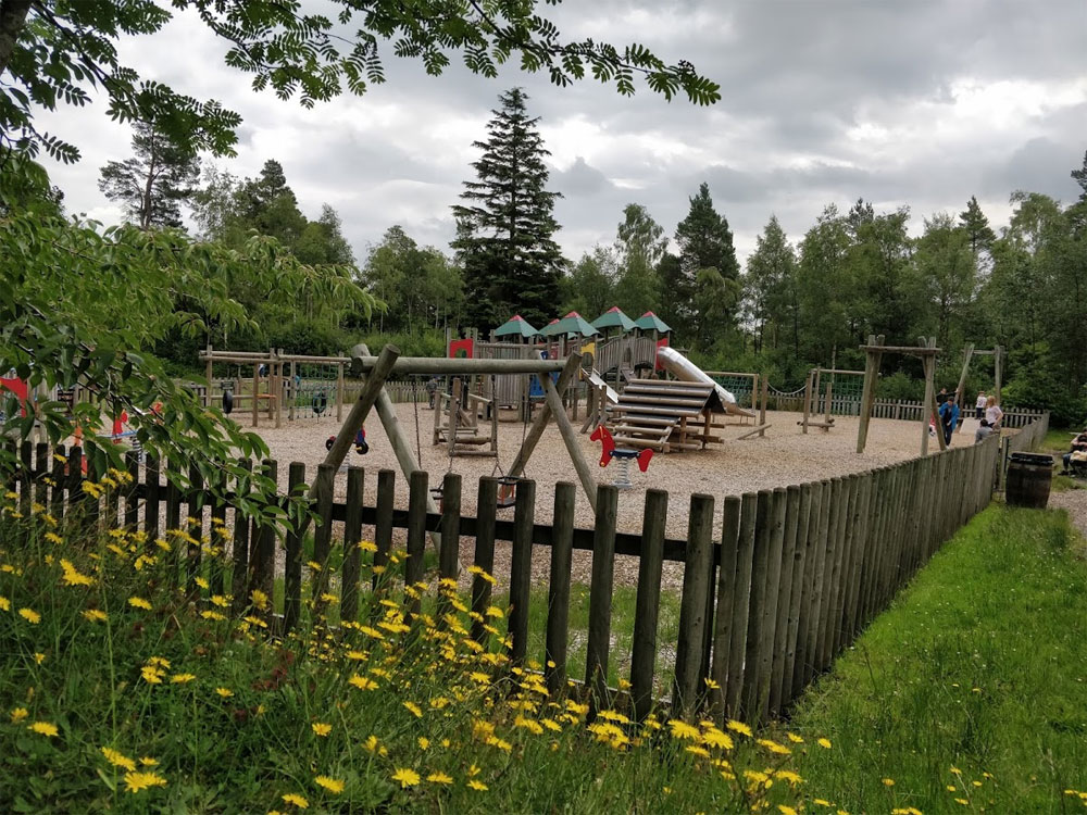 The adventure play park