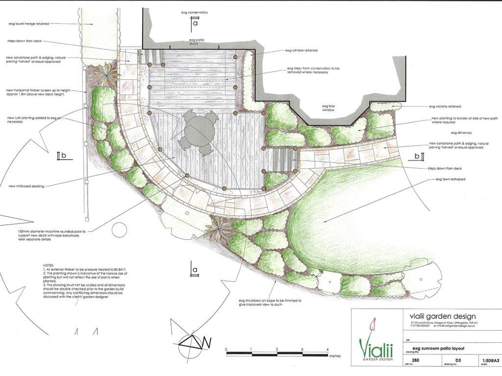 Design for composite decking