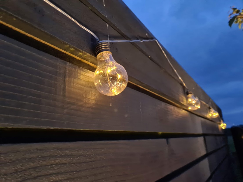 Good solar lighting can be an effective alternative